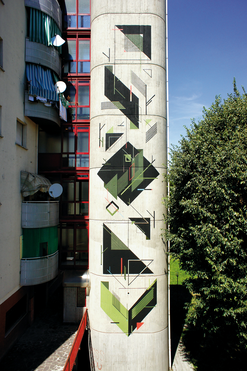Seikon streetart street art magazyn