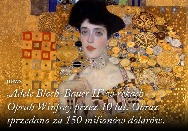 Adele Bloch Klimt Artysta i Sztuka