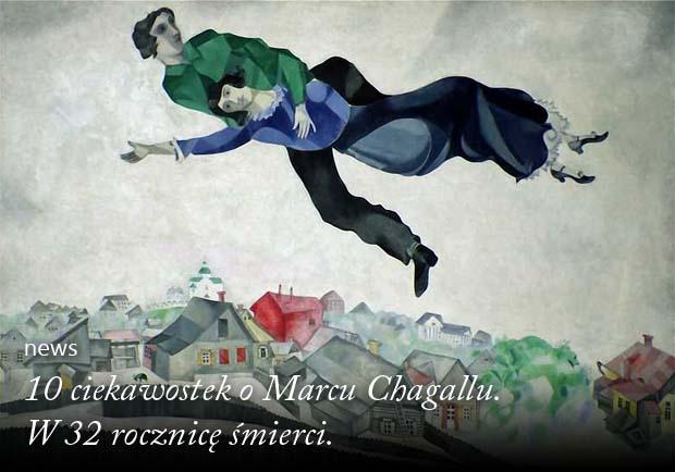 artysta isztuka Chagall_France_1921