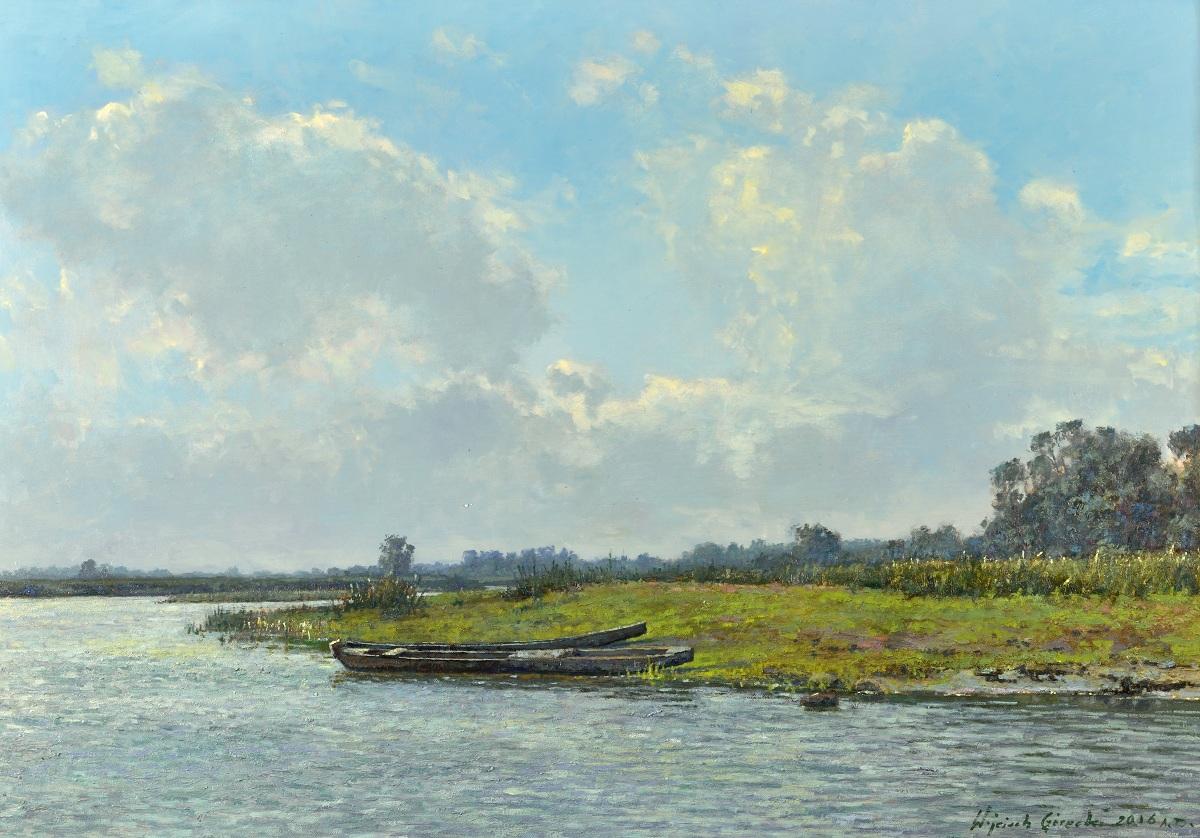 Wojciech Górecki malarstwo, Wojtek górecki