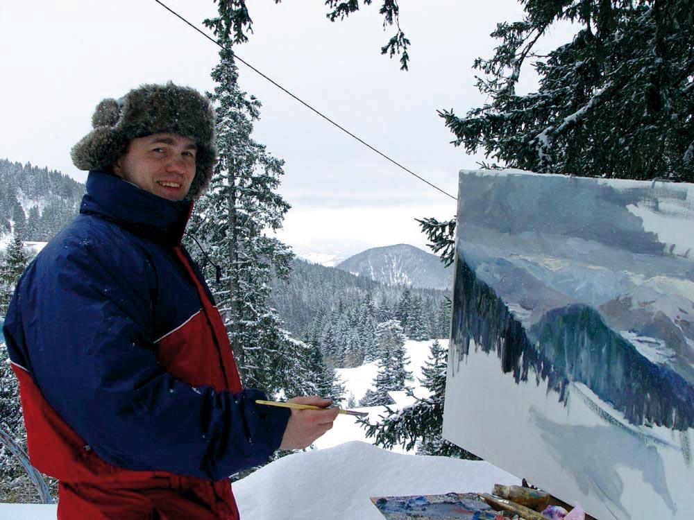 Kirill Datsouk bio