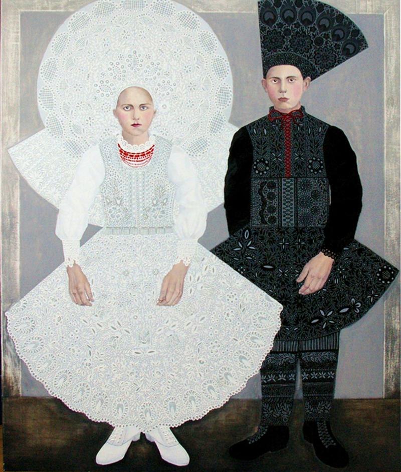 Berenika Kowalska malarka malarstwo