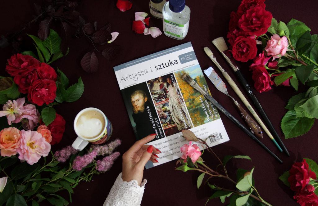 Artysta i Sztuka 19 newsletter