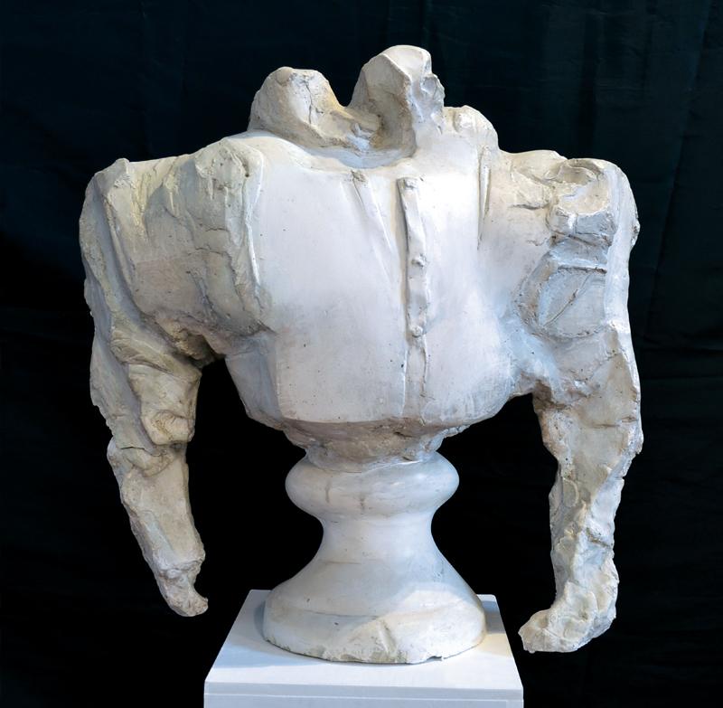 Stanisław Radwański, rzeźba, kamień, ceramika, glina, posąg, artysta, rzeźbiarz
