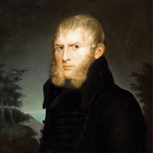Caspar David Friedrich, malarstwo romantyczne, romantyzm, sztuka romantyczna