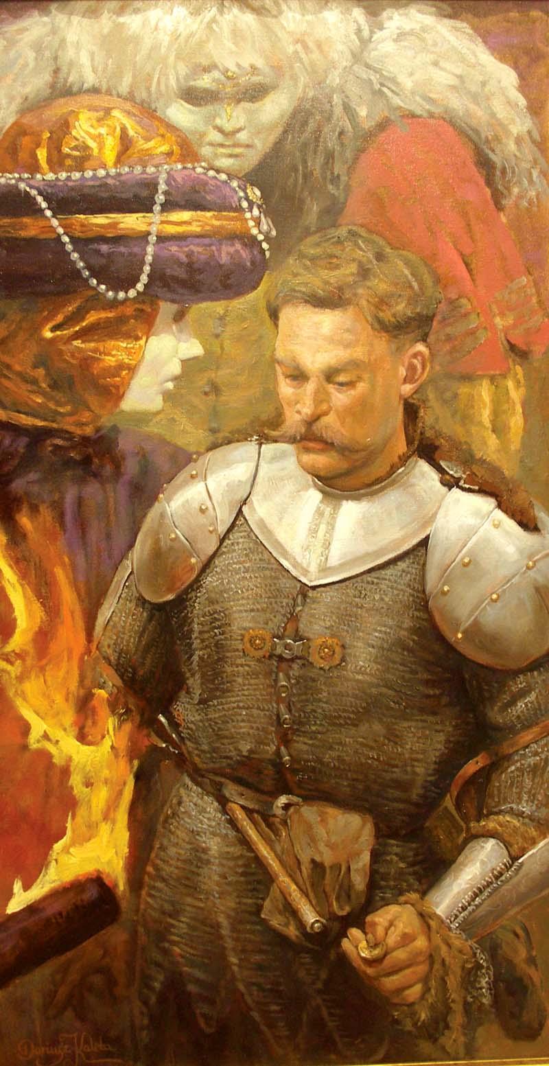 Dariusz Kaleta obrazy malarstwo