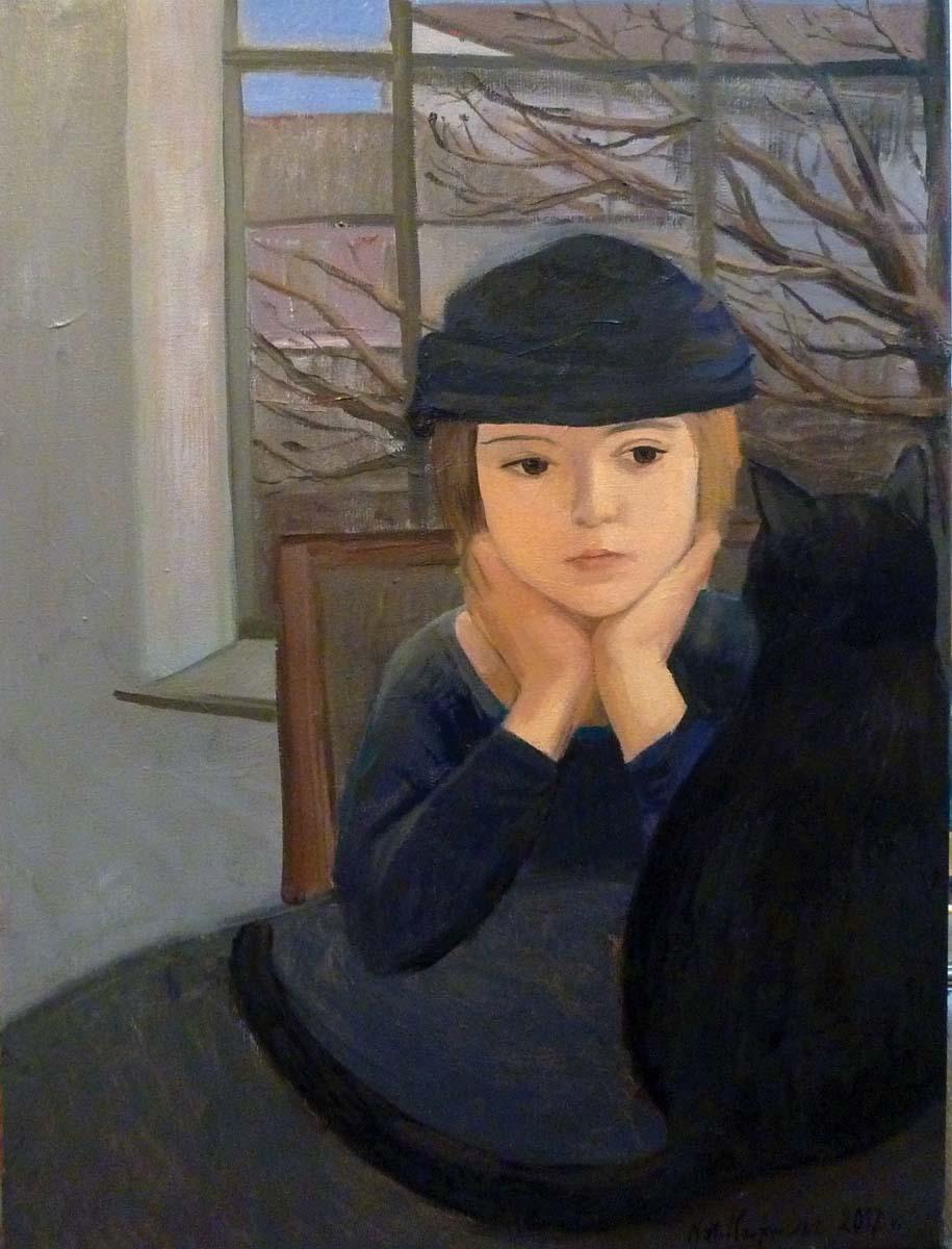 Katarzya Karpowicz obrazy, artysta i sztuka