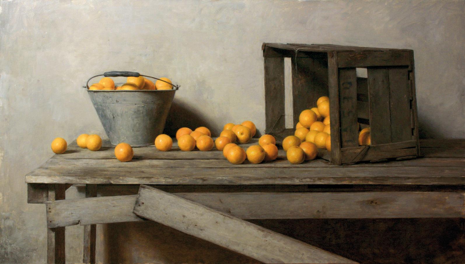 Michael Klein Orange