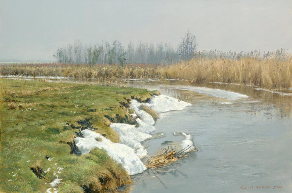 Wojciech Górecki malarstwo