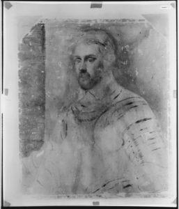 Jacopo Tintoretto, Portret weneckiego admirała, XVI w., autoradiogram, ©Copyright by Archiwum Fotograficzne/Muzeum Narodowe w Warszawie