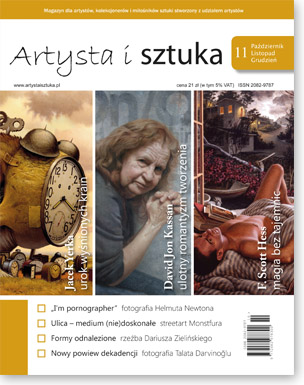 Artysta i Sztuka #11, malarstwo, rzeźba, grafika, street art, ilustracja, fotografia