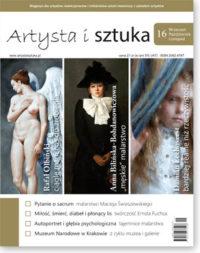 Artysta i Sztuka #16, malarstwo, rzeźba, grafika, street art, ilustracja, fotografia