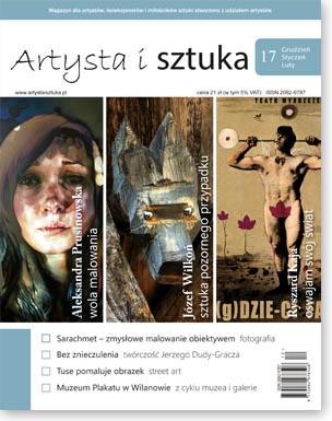 Artysta i Sztuka #17, malarstwo, rzeźba, grafika, street art, ilustracja, fotografia