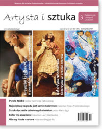 Artysta i Sztuka #3, malarstwo, rzeźba, grafika, street art, ilustracja, fotografia