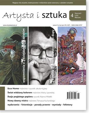 Artysta i Sztuka #4, malarstwo, rzeźba, grafika, street art, ilustracja, fotografia