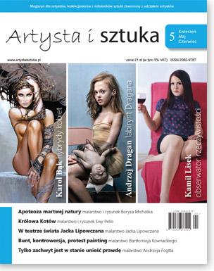 Artysta i Sztuka nr 5 wydanie 5
