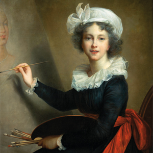 Élisabeth Vigée Le Bruni profil