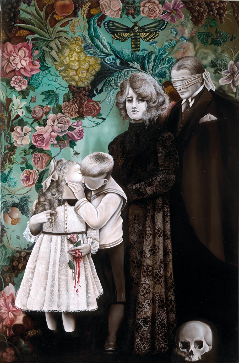 Marta Julia Piórko, Marta Piórko malarka, surrealizm, malarstwo, Marta Piórko, artysta i sztuka, malarka, obrazy olejne, obraz na płótnie, obrazy w galerii