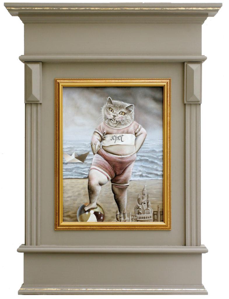 Marta Julia Piórko, Marta Piórko malarka, surrealizm, malarstwo, Marta Piórko, artysta i sztuka, malarka, obrazy olejne, obraz na płótnie, obrazy w galerii, zwierzęta, portret, akt, nude, portrait