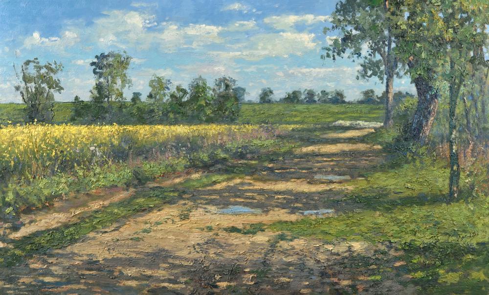 Wojciech Górecki, Wojciech Górecki Wojtek Górecki malarz pejzaż plener malarstwo