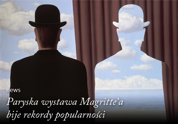 Magritte news
