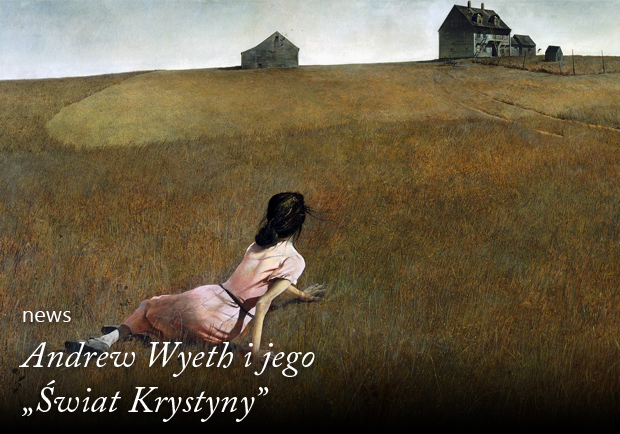 Andrew Wyeth newsy