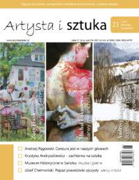 Artysta i Sztuka #21, malarstwo, rzeźba, grafika, street art, ilustracja, fotografia