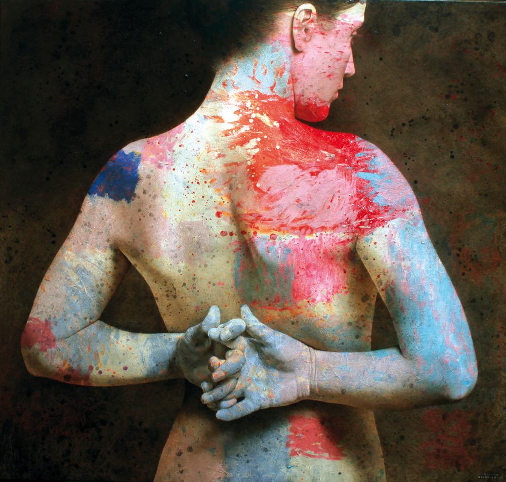 Michał Łukasiewicz, malarstwo, realizm, arcadia fine art, malarz