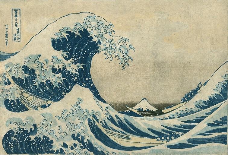 1. Hokusai