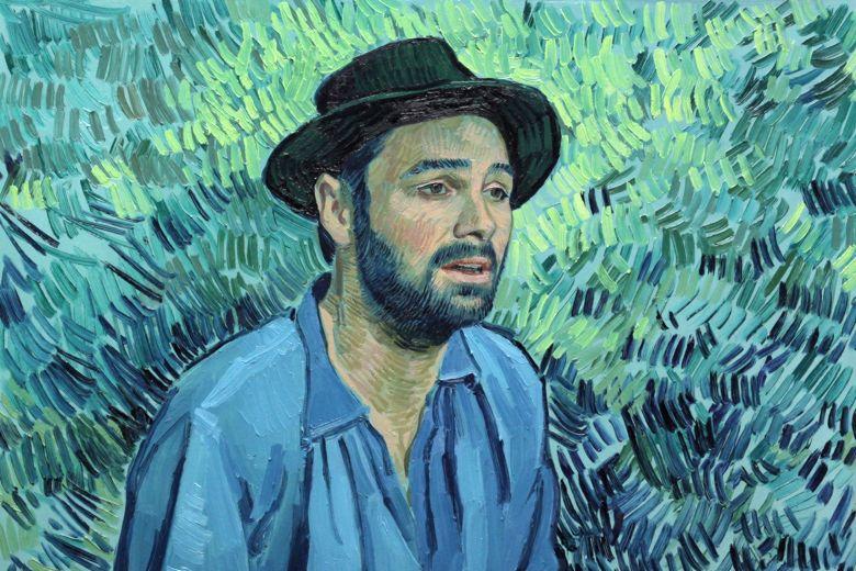 "Kadr z filmu ""Loving Vincent"", fot. materiały prasowe"