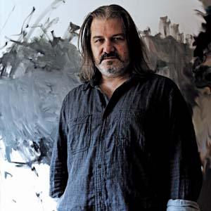 Karol Bąk, malarstwo, surrealizm profil