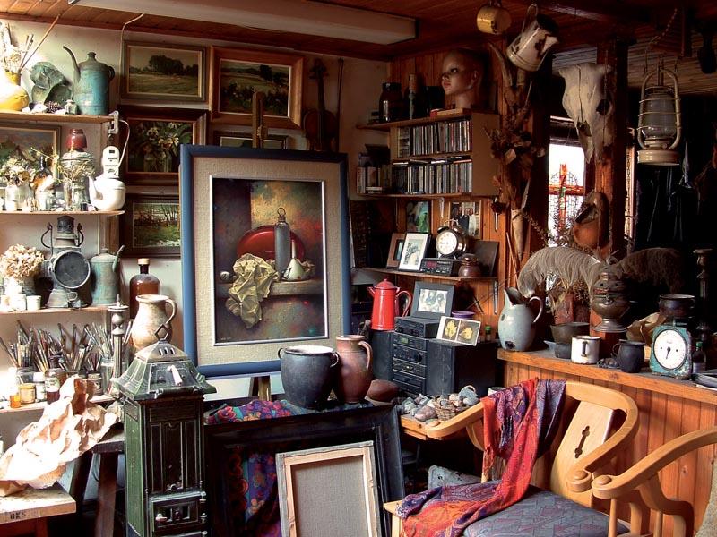 Edward Szutter malarstwo, martwa natura, surrealizm, obrazy martwej natury