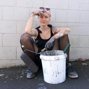 NeSpoon profil streetart