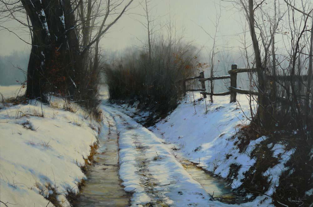 Vladimir Vilenchyts, obrazy, malarz, malarstwo