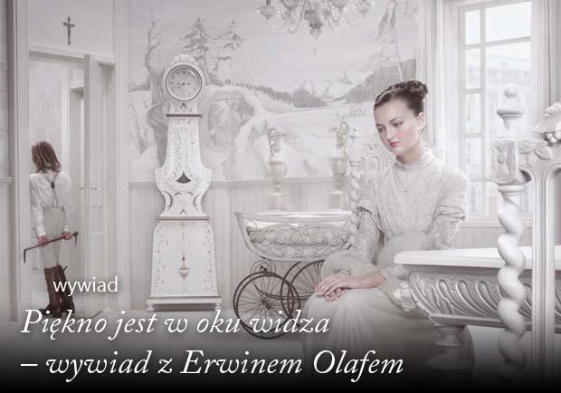 Erwin Olaf Piękno jest w oku widza – wywiad z Erwinem Olafem