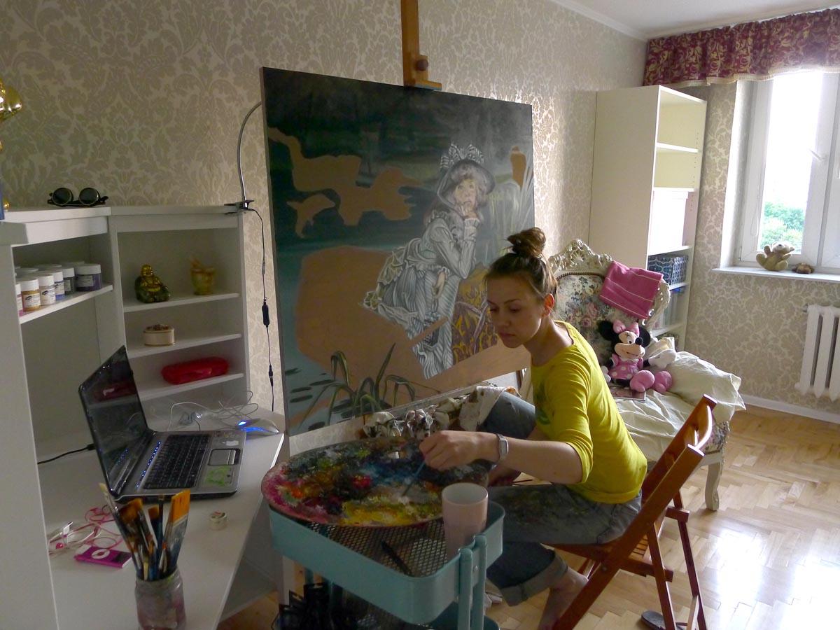 Justyna Kisielewicz pracownia