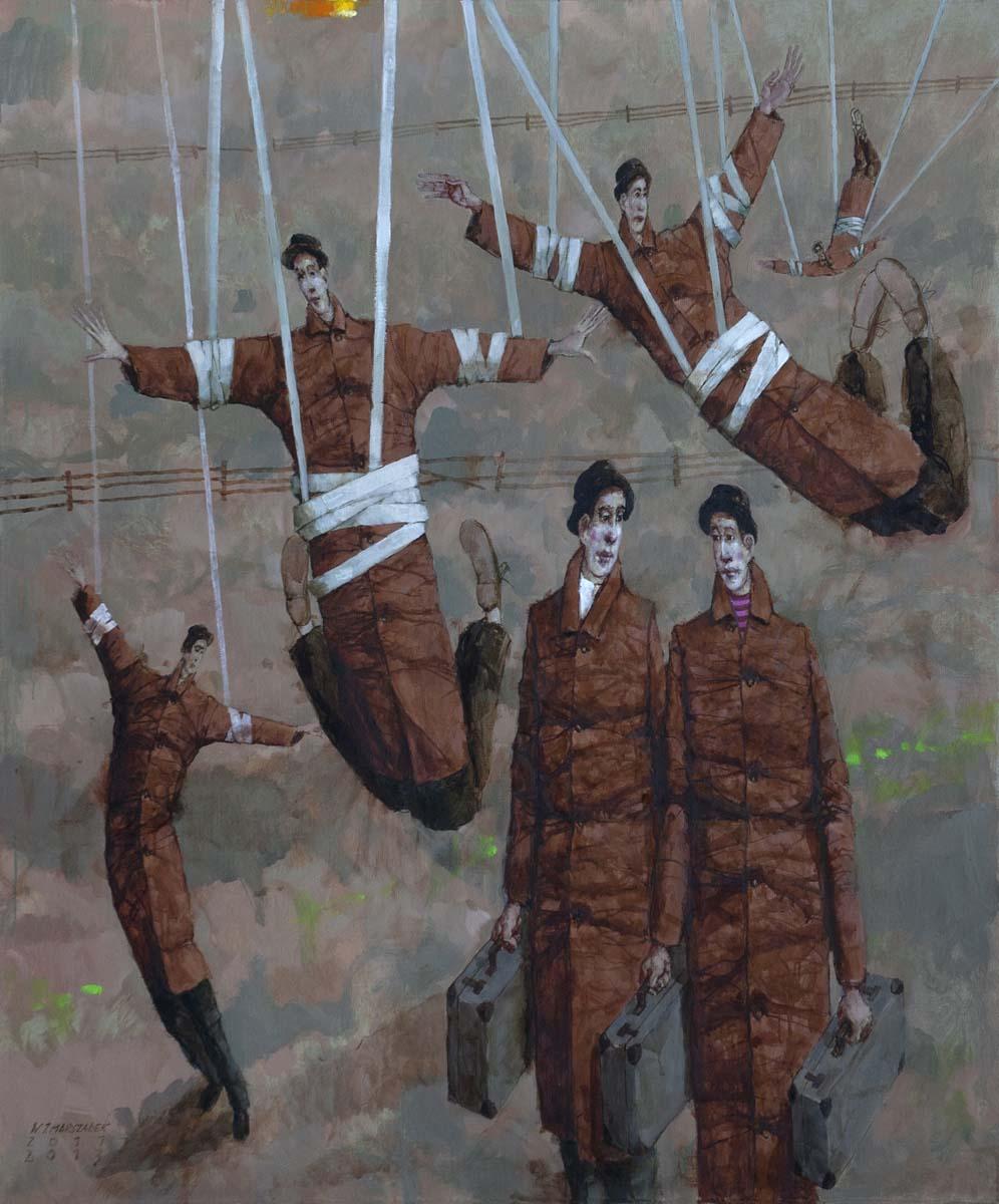 Waldemar Marszałek, obrazy, malarstwo, malarz