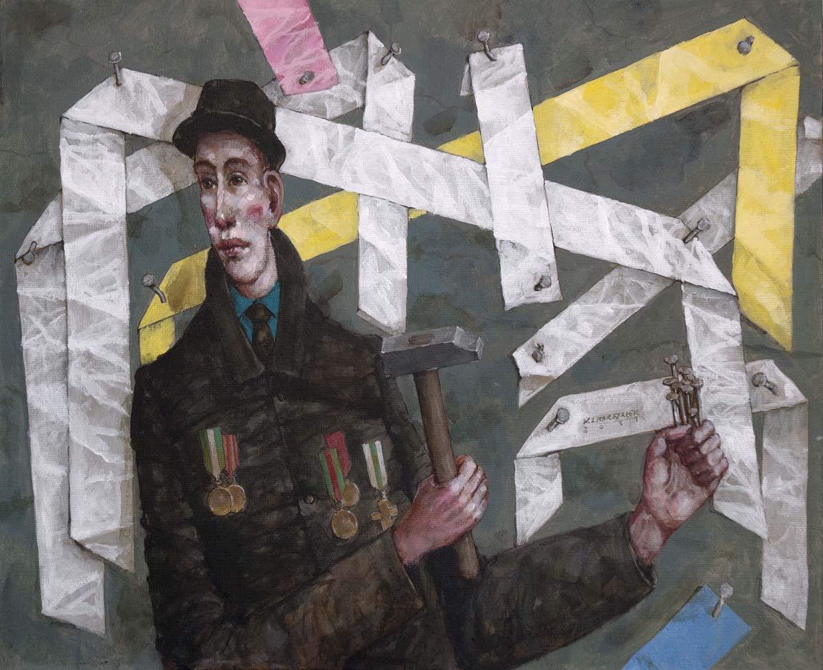 Waldemar MArszałek malarstwo obrazy malarz