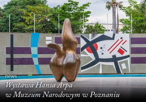 Wystawa Hansa Arpa w Muzeum Narodowym w Poznaniu