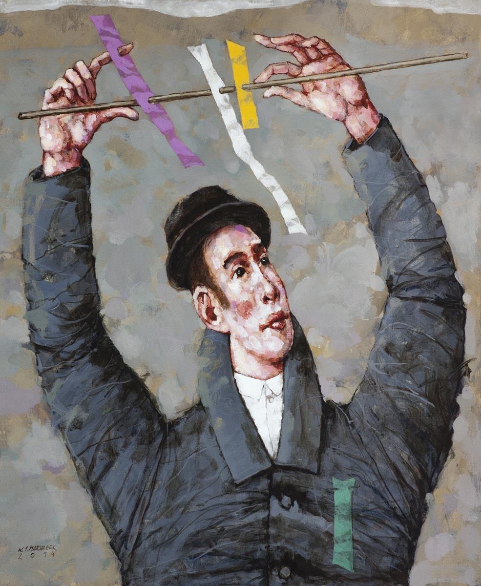 Waldemar Marszałek obrazy malarz malarstwo