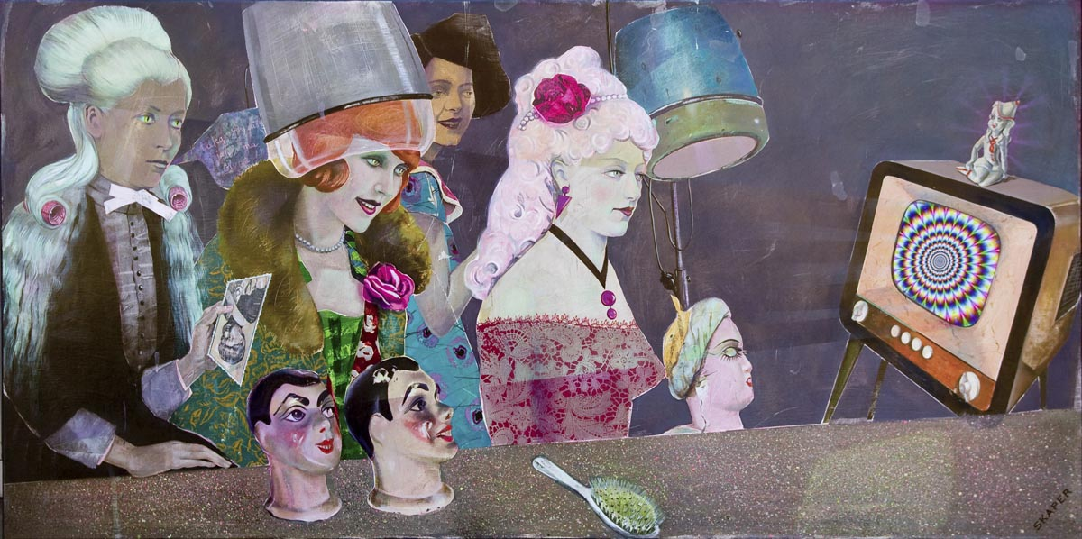 Ewa Skaper obrazy cena malarstwo