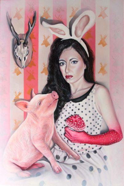 Marta Julia Piórko, obrazy na sprzedaż, galeria malarstwa, Marta Piórko, Marta Piorko