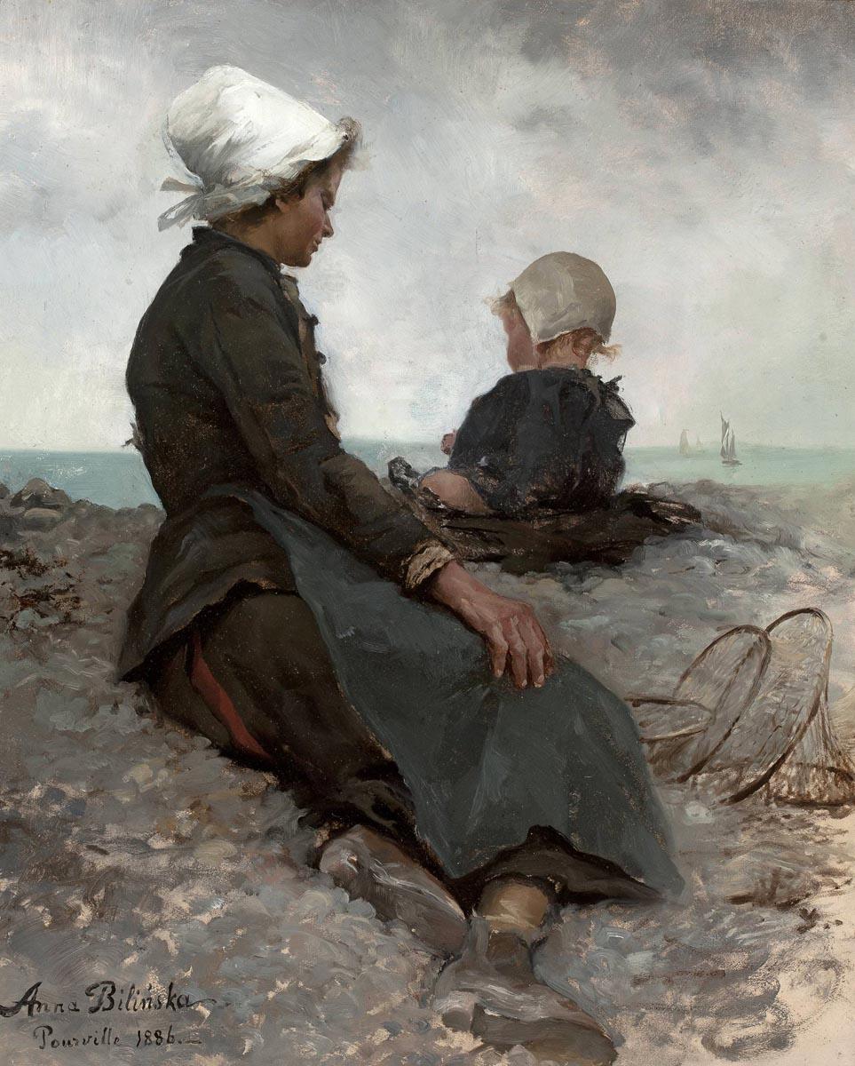 Anna Bilińska-Bohdanowiczowa obrazy obraz muzeum