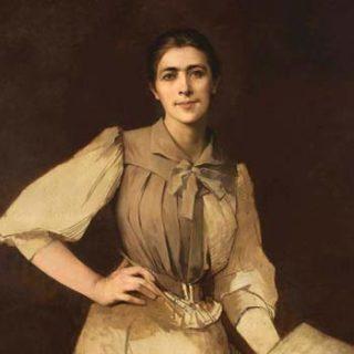 Anna Bilińska-Bohdanowiczowa, obrazy, artykuł