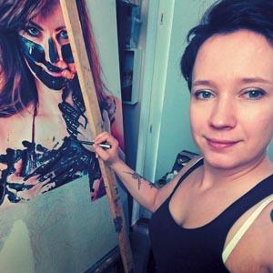 Anna Wypych profil artysta i sztuka