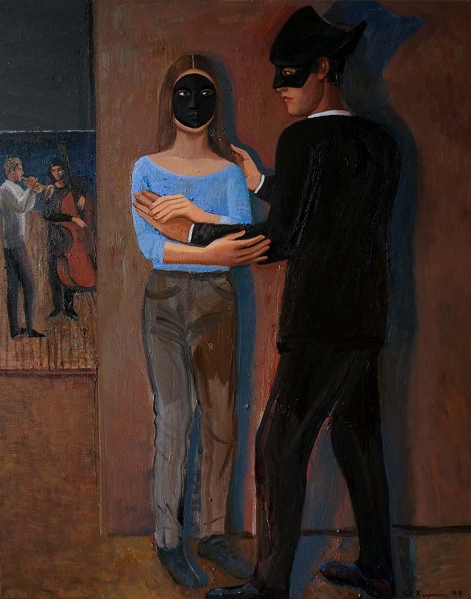 Katarzyna Karpowicz obrazy malarstwo