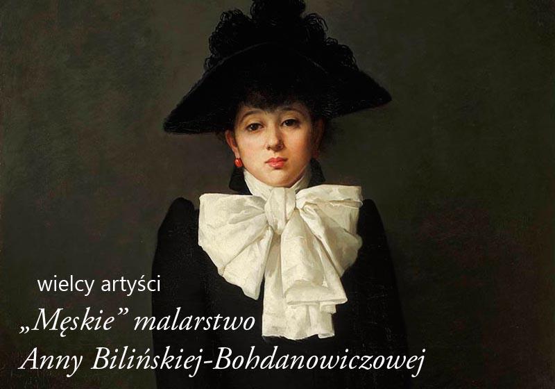 Anna Bilińska-Bohdanowiczowa (1857-1893), artykuł, obraz, obrazy, Muzeum Narodowe w Warszawie