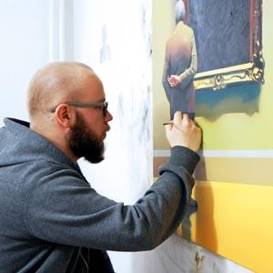 Mateusz Maliborski profil artysta i sztuka
