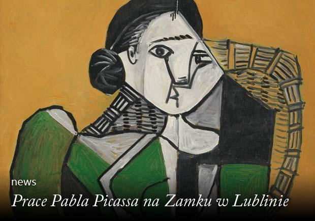 Prace Pabla Picassa na Zamku w Lublinie news artysta i sztuka