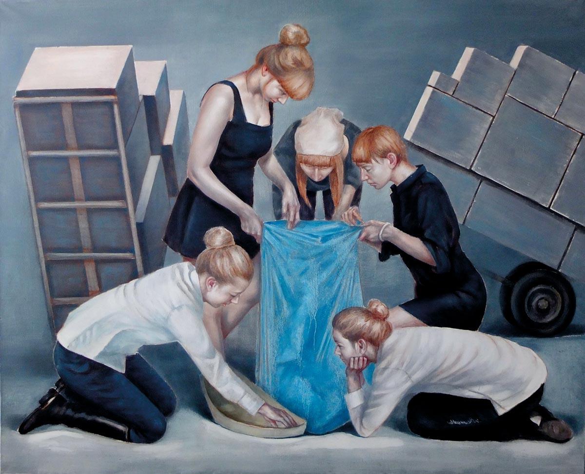 Sylwester Stabryła,Twórcze odzyskiwanie, artysta i sztuka 23
